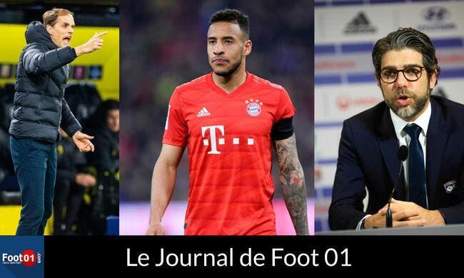 Foot01 News : TUCHEL remonté, TOLISSO très courtisé, l'UEFA a son plan de REPRISE