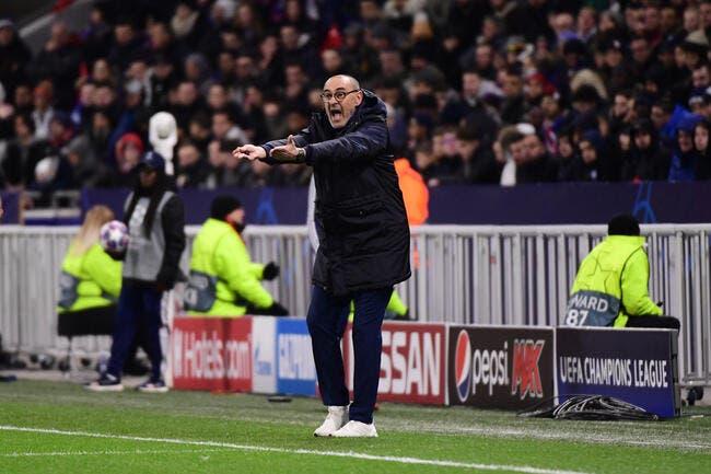 OL : Lyon avantagé contre la Juventus, Sarri a osé