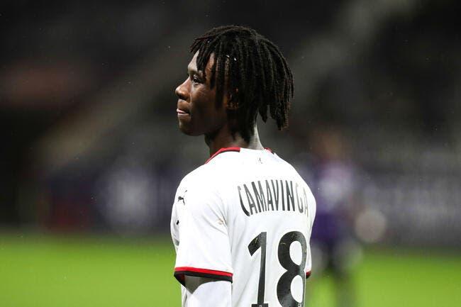 PSG: Leonardo sur Camavinga, l'ordre vient du Qatar