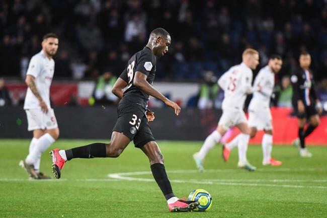 PSG : Les agents de Kouassi insistent pour un départ !