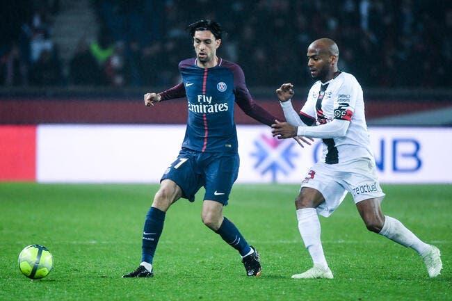 PSG : Zéro Ligue des Champions, Javier Pastore accuse la L1