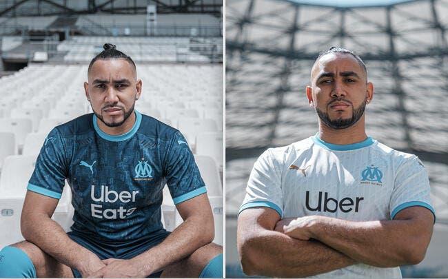 OM : Puma présente les maillots de Marseille 2020-2021 !