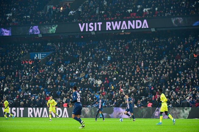 PSG : 10ME venus du Rwanda, merci l'Emir du Qatar
