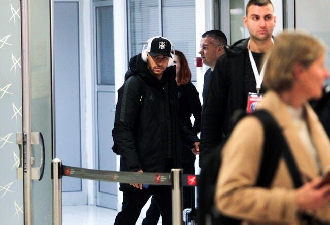 PSG : Mission accomplie, Neymar est rentré à Paris
