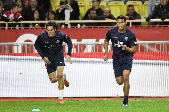 PSG : Thiago Silva et Cavani quittent Paris, c'est officiel !