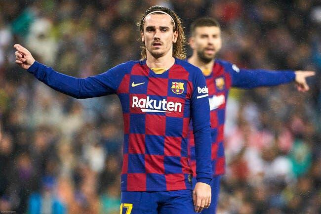 Esp : Griezmann au Barça, la sentence d'Hermel est terrible