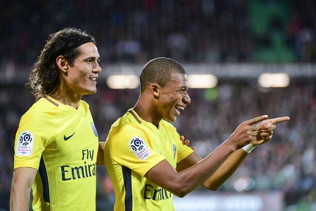 PSG : Cavani trop vieux pour un Paris flamboyant, la rude attaque