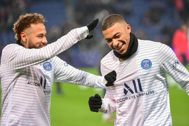 PSG : Mbappé et Neymar, Leonardo fait un choix choc !