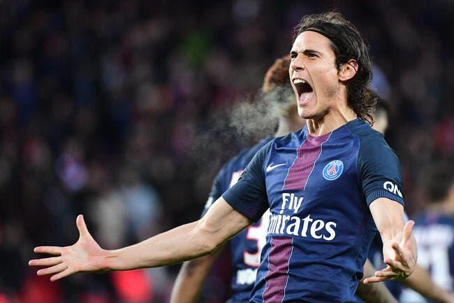 PSG : Et si Cavani restait à Paris ? Pierre Ménès a un doute