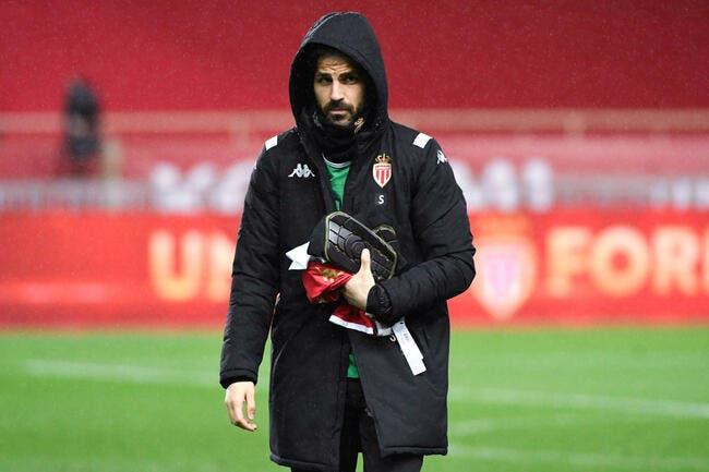 L1 : La vie à Monaco est chère, Fabregas voulait reprendre