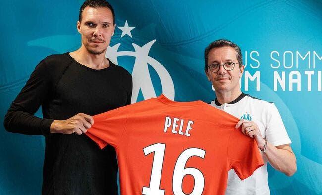 Officiel : Yohann Pelé prolonge une saison à l'OM !