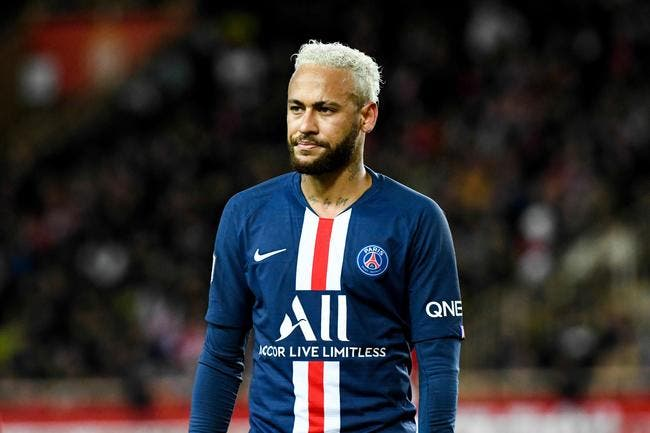 PSG : 83 ME pour Neymar, le Qatar en rigole encore