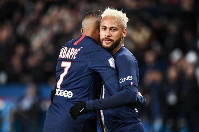 PSG : Neymar plutôt que Mbappé, ce coup de pub se prépare