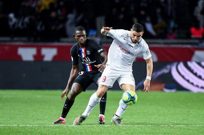 PSG : Paris est mal géré, Kouassi refuse de signer