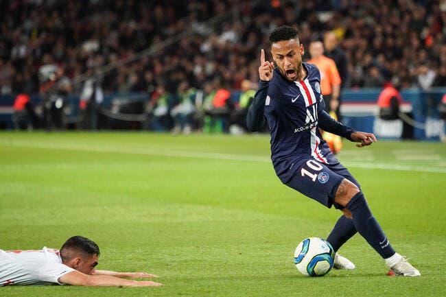 PSG : Un retour au Brésil et une amende, Neymar menacé