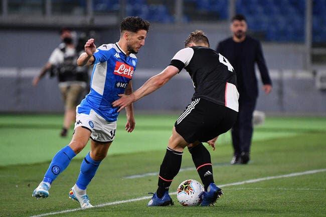Ita : Naples gagne la Coupe d'Italie aux tirs au but !