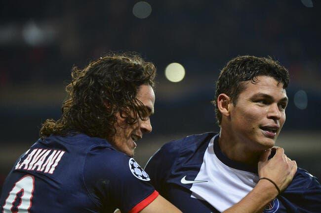 PSG : Cavani et Silva réclament 5,6ME au Qatar !