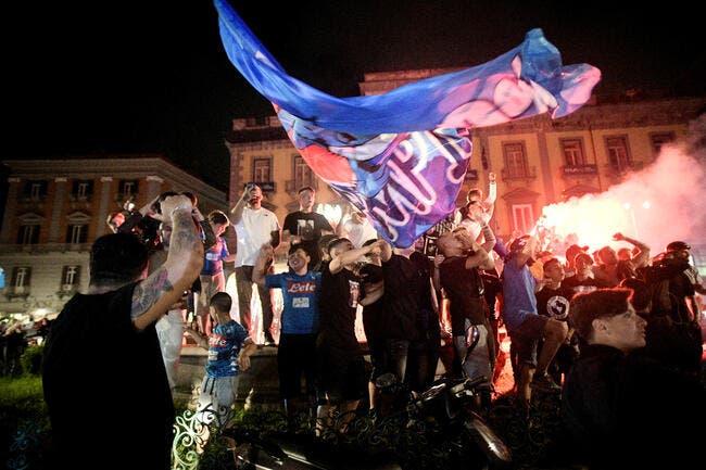 Ita : Embrassades à Naples, l'OMS a honte