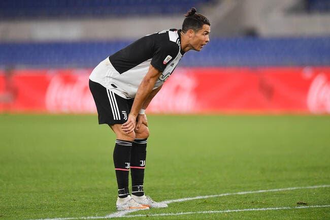 Juve : Cristiano Ronaldo perd, sa soeur craque complètement