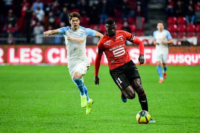 OM : Annoncé à Marseille, Niang est prêt à rester à Rennes !