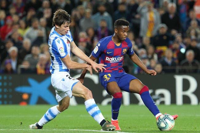 PSG : Ansu Fati sacrifié, Barcelone tient vraiment à Neymar