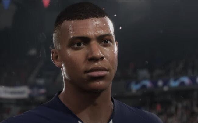 PSG : FIFA 21 se dévoile, Mbappé en superstar !
