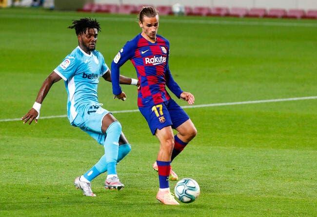 Barça : Aller dans le club de Messi, quel boulette pour Griezmann