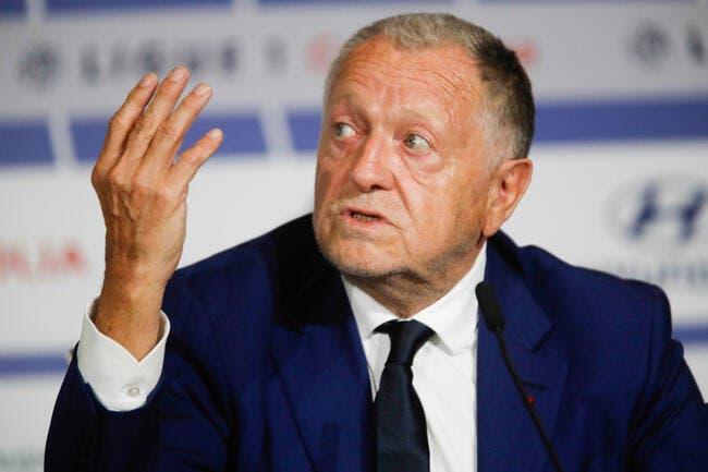 OL : La Ligue 1 se déconfine, Aulas ronchonne