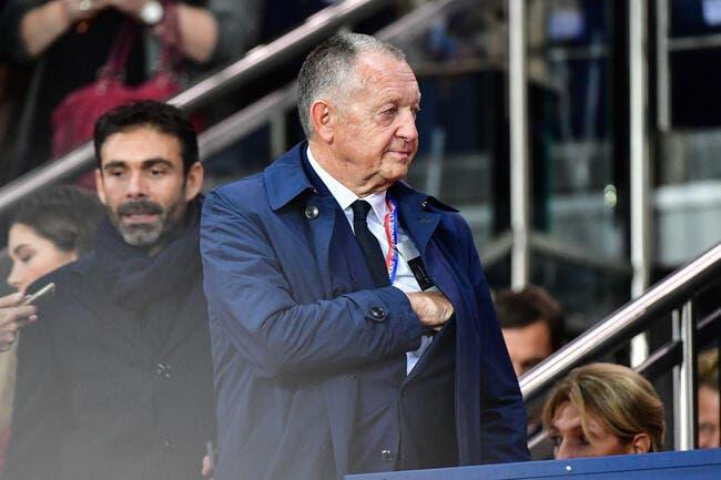 OL : Le Qatar au PSG, ça tue le foot peste Aulas