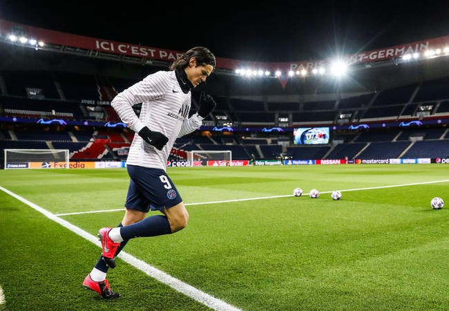 PSG : Cavani plante Paris, il adore ça !