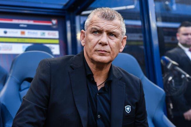 Officiel : Toulouse nomme Garande entraineur