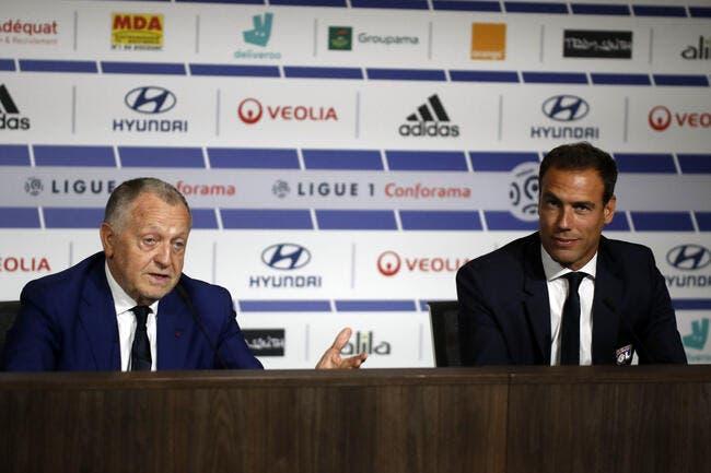 OL : Lyon récupère plus de 100 ME en vue du mercato
