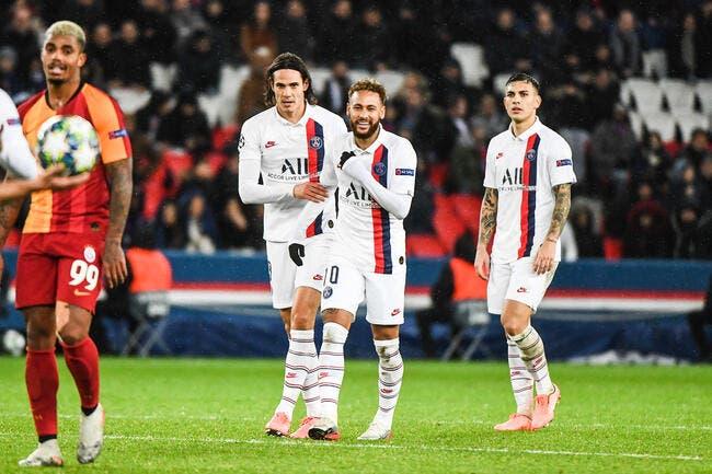 PSG : Neymar a échoué, le vestiaire de Paris écœuré