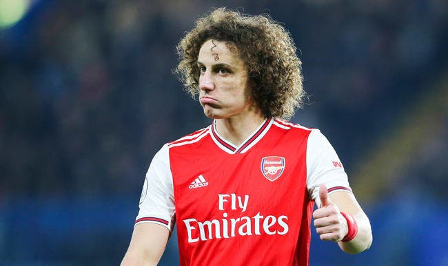 Ang : Arsenal prolonge 4 joueurs dont David Luiz