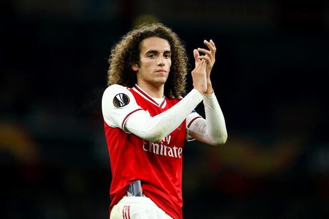 Arsenal - Les insultes de Matteo Guendouzi contre Neal Maupay dévoilées