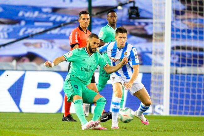 Esp : Benzema plus fort que Messi, l'incroyable constat