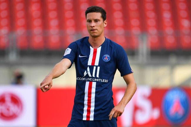 PSG : Draxler refuse de quitter Paris, il a deux atouts musclés
