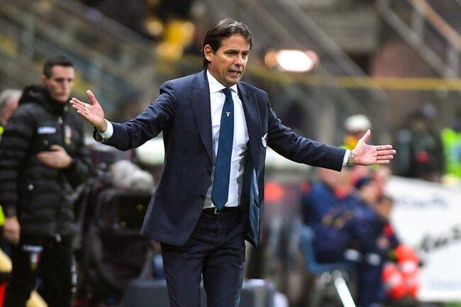 PSG : Simone Inzaghi pour remplacer Tuchel, la Lazio riposte
