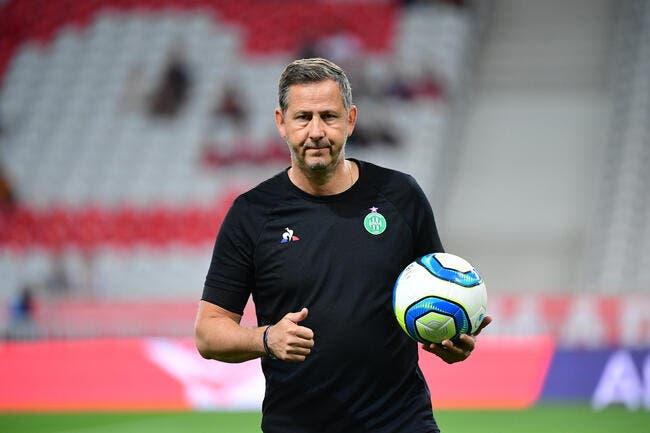 ASSE : Fabrice Grange s'en va, un coup dur de plus pour les Verts