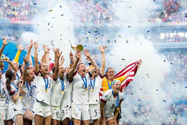 FIFA : La Coupe du Monde féminine sera historique en 2023