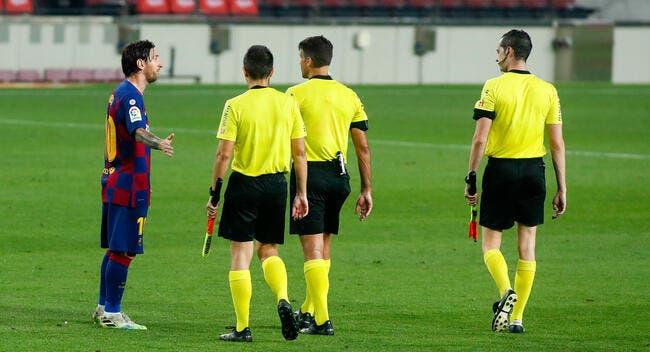 Liga : Real-Barça, l'arbitre est un scandale pour Pierre Ménès