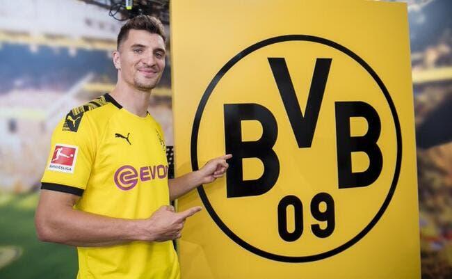 Officiel : Adieu le PSG, Thomas Meunier rejoint le Borussia Dortmund !