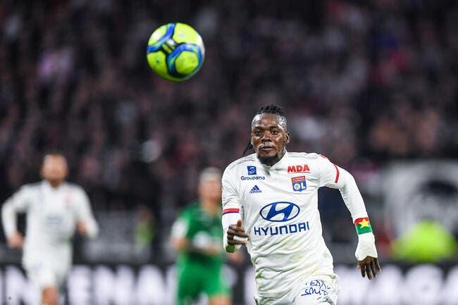 OL : 4 buts pour un salaire XXL, Bertrand Traoré bientôt éjecté