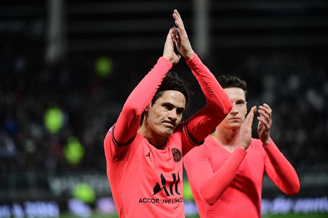 PSG : Cavani gratuit, le Barça nargue Al-Khelaïfi
