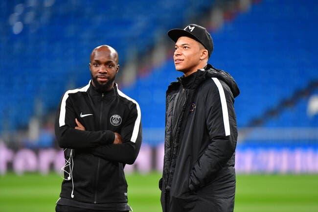 PSG : Carrière et business, Mbappé écoute Lassana Diarra