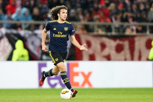 Ang: En conflit avec Arsenal, Guendouzi fait craquer Arteta