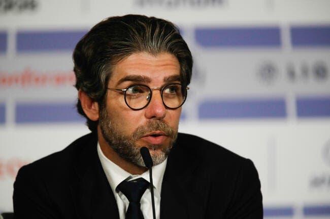 OL : Juninho dénonce un manque de leaders à Lyon