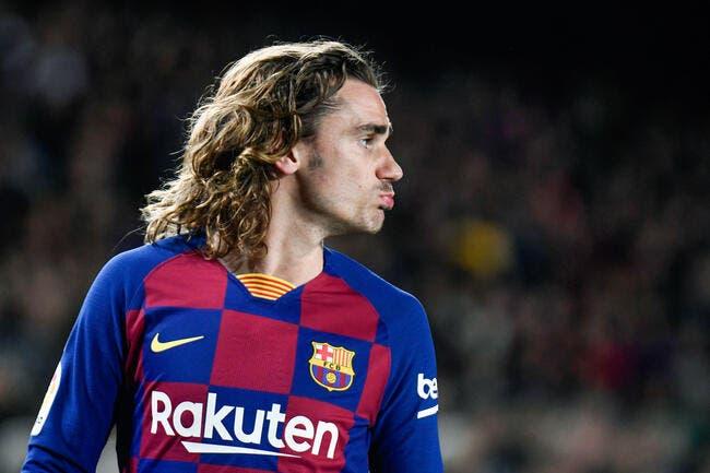 Barça : Griezmann a coûté 120 ME, Quique Setien s'en fout