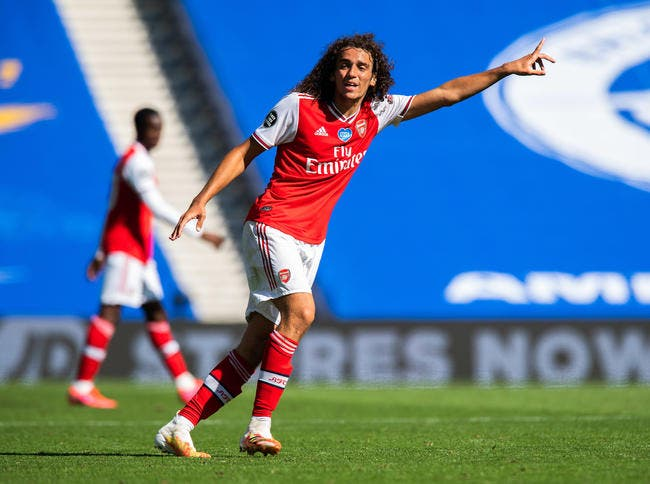 Mercato : Guendouzi demande un bon de sortie, Arsenal dit non