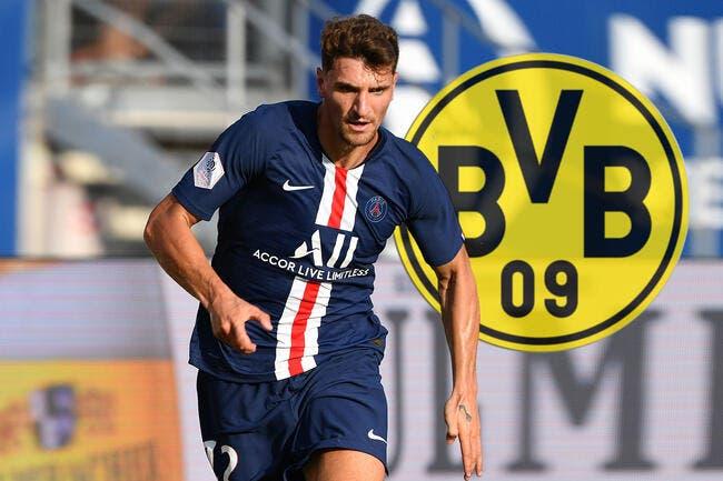 PSG : Dortmund autorise Meunier à finir la C1 avec Paris !